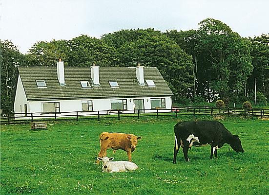 BEECHGROVE FARMHOUSE