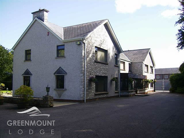 GREENMOUNT LODGE