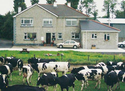 PILL LODGE FARMHOUSE