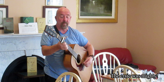 Mighty Music Session at Celtic House B&B