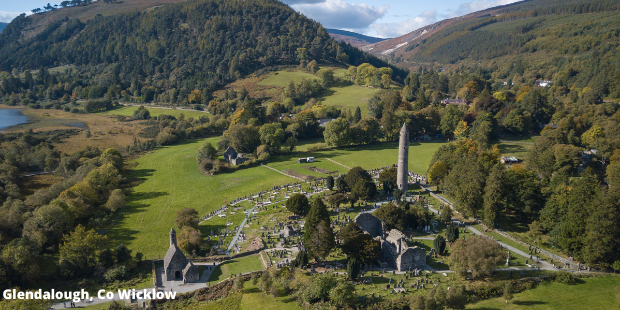 Glendalough, Wicklow - Ireland's Ancient East