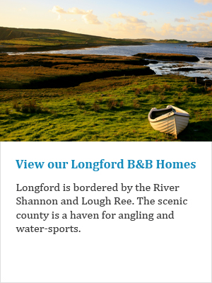 View our Longford B&B Homes
