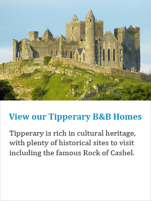 View our Tipperary B&Bs on Ireland's Ancient Eas