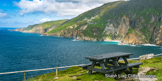 Discover the island of Ireland