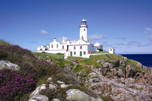 Fanad Lighthouse Wild Atlantic Way Donegal