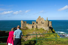 Bed and Breakfasts Causeway Coastal Route Dunluce Castle