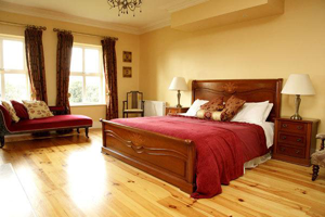Glendine Country House B&B in Arthurstown, Country Wexford