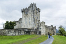 Ross Castle Killarney bed and breakfasts