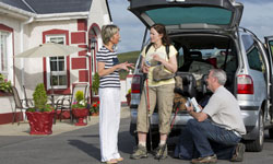Search for a Walkers Welcome B&B in Ireland