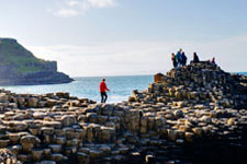 Giant's Causeway in Co Antrim