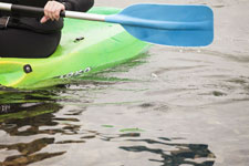 Kayaking in Mallow Bed and Breakfast Ireland