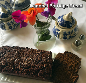 Danobel Porridge Bread Recipe