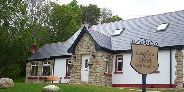 July B&B guest reviews - book Eagles Nest B&B, Donegal