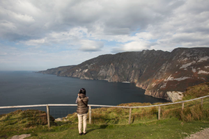 Sliabh Liag Wild Atlantic Way Donegal