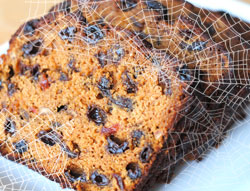 one of the main halloween traditions in ireland is the barnbrack cake the traditional halloween cake in ireland is the barnbrack which is a fruit bread