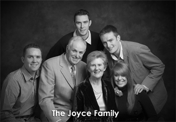 The Joyce Familly of Springview B&B