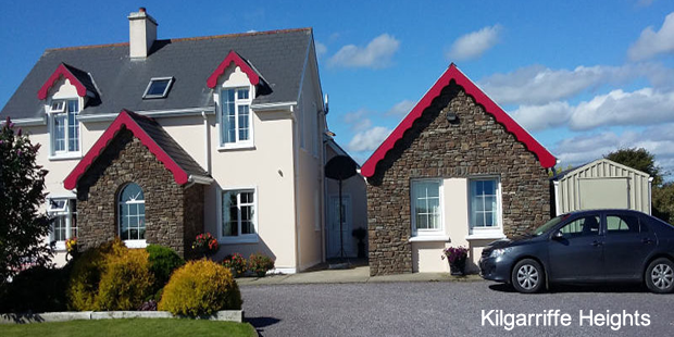 Guest reviews for Kilgarriff Heights