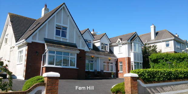 Fern Hill Bed and breakfast