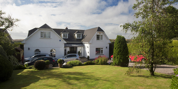 Landfall House Bed and Breakfast Kinsale, County Kerry