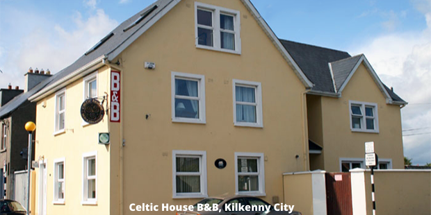 Celtic House B&B, Kilkenny City