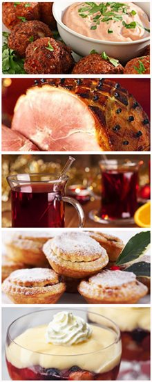 Christmas Recipes from Bed & Breakfast Ireland