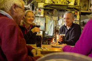 Beginners Guide to a traditional Irish pub culture