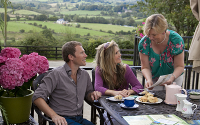 About B&B Ireland - B&B hosts will warmly welcome you