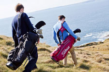 Golfing in Kinsale bed and breakfast Ireland