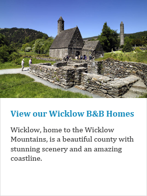 View our Wicklow B&Bs on Ireland's Ancient East