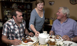 Search for an anglers welcome b&b in Ireland