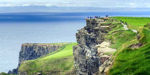 County Clare is a 'best place to go' in 2018
