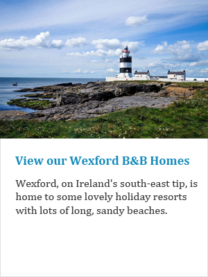 View our Wexford B&Bs on Ireland's Ancient East