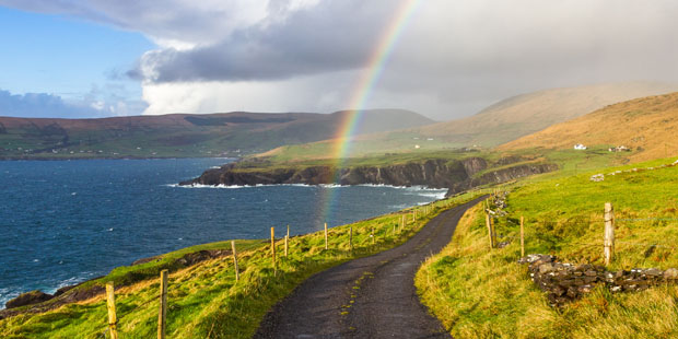 5 great reasons to visit Ireland in Summer 2017 - wild Atlantic Way