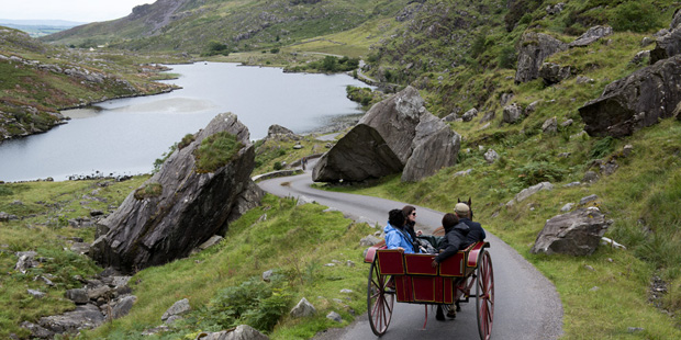 Romantic places in Ireland to propose