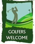 Search for a Golfer Welcome bed and breakfast in Ireland